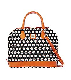 Dooney & Bourke® NFL® Steelers Zip Zip Satchel