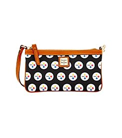 Dooney & Bourke® NFL® Steelers Large Slim Wristlet