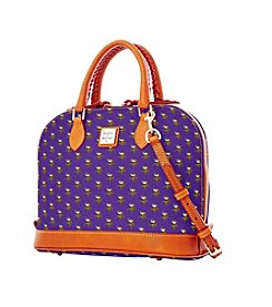 Dooney & Bourke® NFL® Vikings Zip Zip Satchel