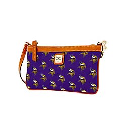 Dooney & Bourke® NFL® Vikings Large Slim Wristlet