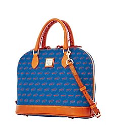 Dooney & Bourke® NFL® Buffalo Bills Zip Zip Satchel