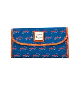 Dooney & Bourke® NFL® Buffalo Bills Continental Clutch
