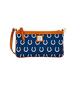 Dooney & Bourke® NFL® Colts Large Slim Wristlet
