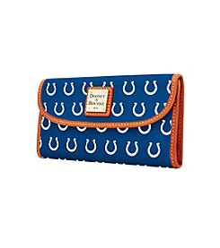 Dooney & Bourke® NFL® Colts Continental Clutch