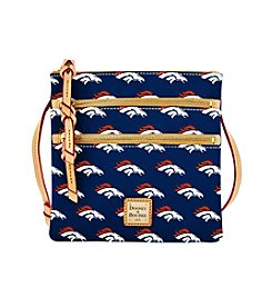 Dooney & Bourke® NFL® Denver Broncos Triple Zip Crossbody