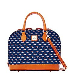 Dooney & Bourke® NFL® Broncos Zip Zip Satchel