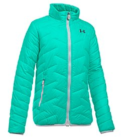 Under Armour® Girls' 7-16 ColdGear® Reactor Jacket