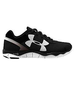 Under Armour® Boys' Engage III Big Logo Running Shoes