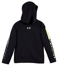 Under Armour® Boys' 4-7 Waffle Hoodie