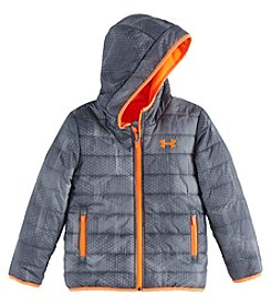 Under Armour® Boys' 4-7 Electro Reversible Jacket
