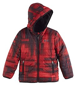 Under Armour® Boys' 4-7 Blast Reversible Jacket