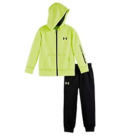 Under Armour® Boys' 2T-7 2-Piece Hoodie Track Set