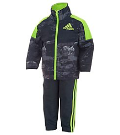 adidas® Baby Boys' Elemental Jacket Set