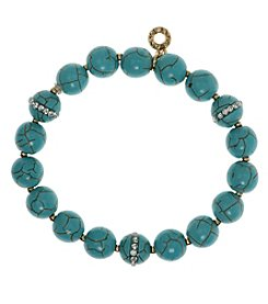 Anne Klein® Power Bead Bracelet