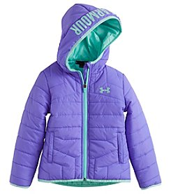 Under Armour® Baby Girls' Feature Puffer Jacket