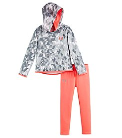 Under Armour® Baby Girls' 2-Piece Geo Hoodie Set