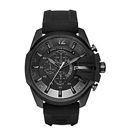 Diesel Black on Black Chief Series Watch