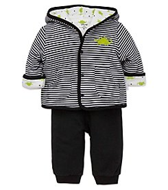 Little Me® Baby Boys' 2-Piece Dino Reversible Jacket Set