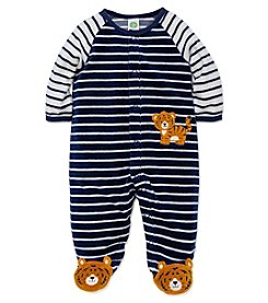 Little Me® Baby Boys' Tiger Striped Footie