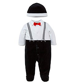 Little Me® Baby Boys' 2-Piece Dashing Footie Set