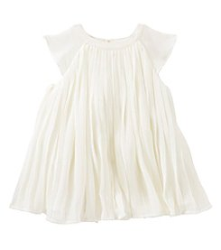 OshKosh B'Gosh® Baby Girls' Flutter Pleated Dress