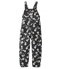 OshKosh B'Gosh® Baby Girls' Floral Overalls