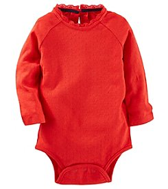 OshKosh B'Gosh® Baby Girls' Pointelle Bodysuit