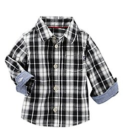 OshKosh B'Gosh® Baby Boys Plaid Shirt