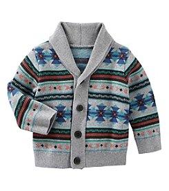 OshKosh B'Gosh® Baby Boys Shawl Collar Cardigan