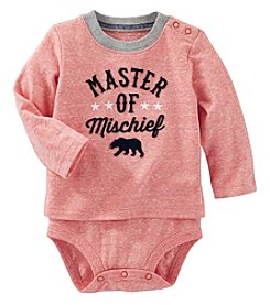 OshKosh B'Gosh® Baby Boys Master Double Decker Bodysuit