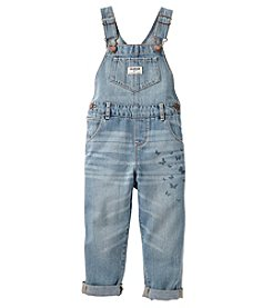 OshKosh B'Gosh® Baby Girls' Butterflies Overalls