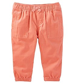 OshKosh B'Gosh® Baby Girls' Pin Corduroy Joggers