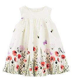 OshKosh B'Gosh® Baby Girls' Floral Empire Dress Set