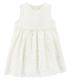 OshKosh B'Gosh® Baby Girls' Lace Dress