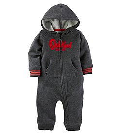 OshKosh B'Gosh® Baby Boys' Hooded Coverall