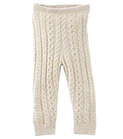 OshKosh B'Gosh® Baby Girls' Cable Knit Pants