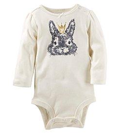 OshKosh B'Gosh® Baby Girls' Queen Bunny Bodysuit