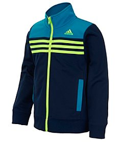 adidas® Boys' 2T-7 Scoreline Jacket