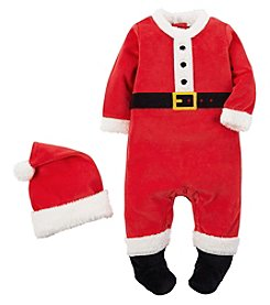 Carter's® Baby Santa Suit Footie With Hat