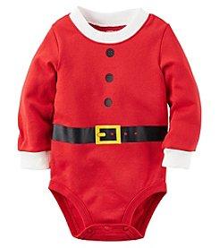 Carter's&Reg; Baby Santa Suit Bodysuit