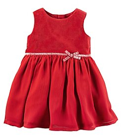 Carter's® Baby Girls' Velveteen Dress