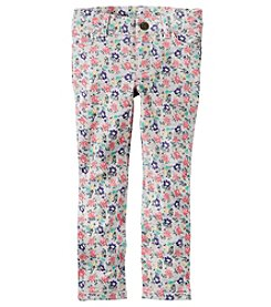 Carter's® Baby Girls' Floral Jeggings