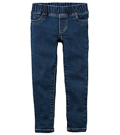 Carter's® Baby Girls' Pull-On Jeans