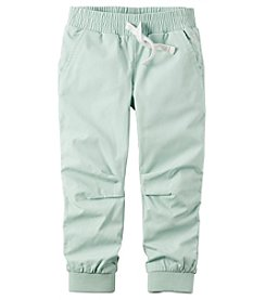 Carter's® Baby Girls' Lined Joggers