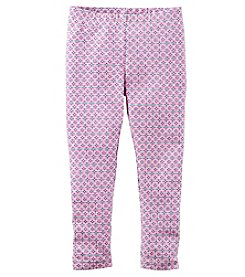 Carter's® Baby Girls' Geo Leggings
