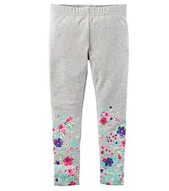 Carter's® Baby Girls' Floral Leggings