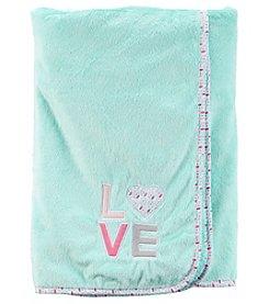 Carter's® Baby Girls' Love Plush Blanket