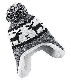 Carter's® Baby Boys Reindeer Sweater Knit Hat