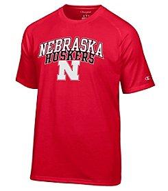 Champion® NCAA® Nebraska Cornhuskers Men's Short Sleeve Tee