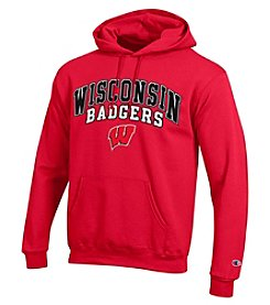 Champion® NCAA® Men's University Of Wisconsin-Madison Badgers Team Hoodie